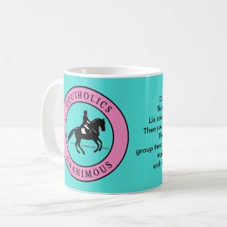 Equiholics Unanimous English Rider 2 Coffee Mug