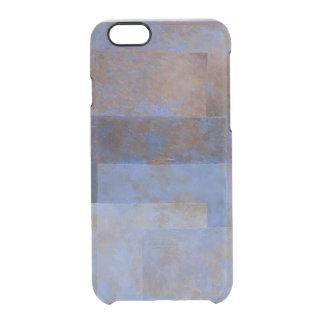 Equilibre no 27 clear iPhone 6/6S case