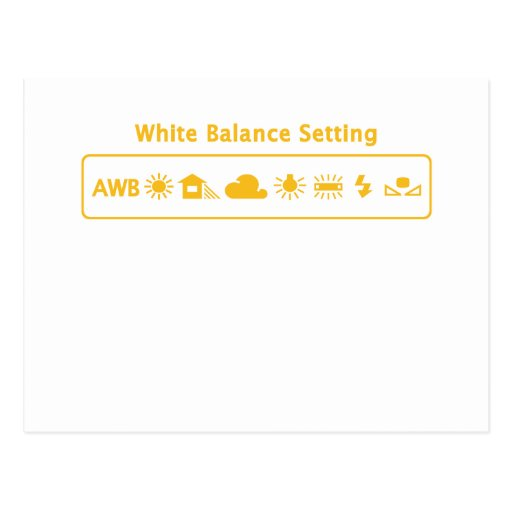 Equilibrio blanco postal