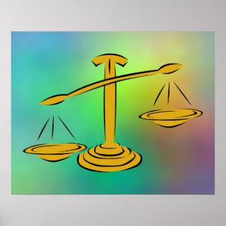 Equilibrio de las escalas
