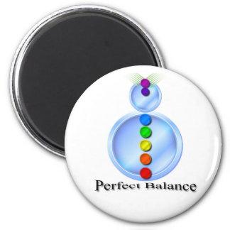 Equilibrio perfecto imanes de nevera