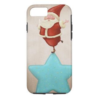 Equilibrist Santa Claus iPhone 8/7 Case