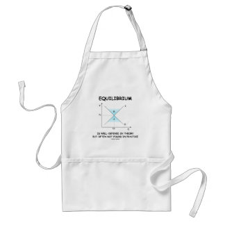 Equilibrium Is Well-Defined In Theory Not Often Adult Apron