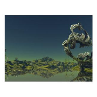 Equilibrium Postcard