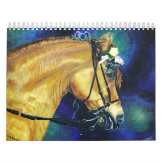 Equine 2011 Calendar 1