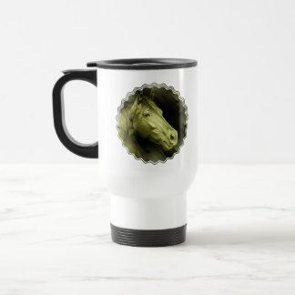 Equine Art  Plastic Travel Mug