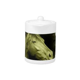 Equine Art Teapot
