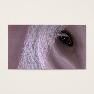 equine business card