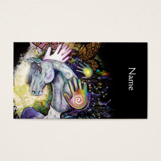 Equine Dreams~business cards