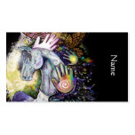 Equine Dreams~business cards Double-Sided Standard Business Cards (Pack Of 100)