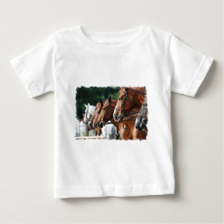 Equine Horse Show Baby T-Shirt