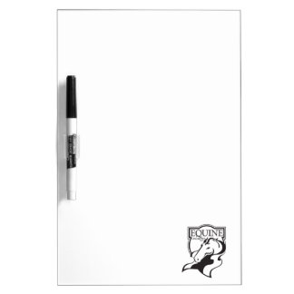 Equine Unlimited Dry-Erase Whiteboard