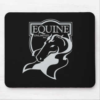 Equine Unlimited Logo Mousepad