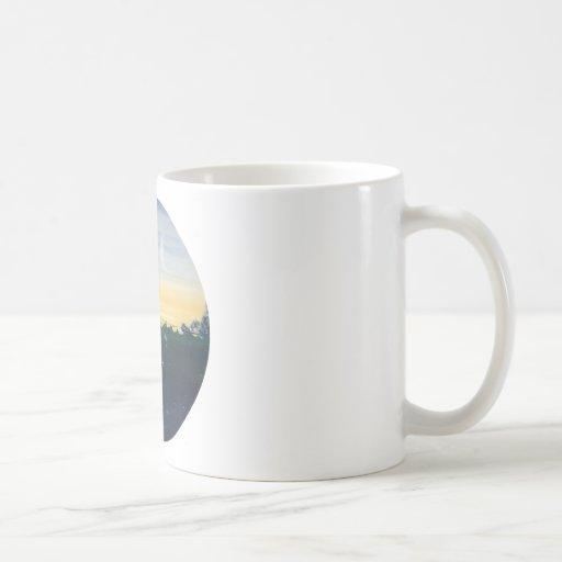 Equinox Classic White Coffee Mug