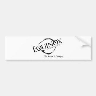 Equinox Theatre Denver Bumper Sticker
