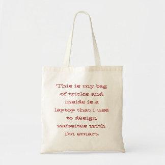 Equipaje de los bolsos no bolsa tela barata
