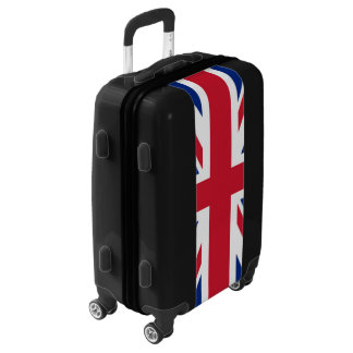 Equipaje de Union Jack Británicos