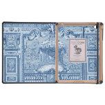 Equipamiento rococó antiguo del vintage decorativo iPad carcasas