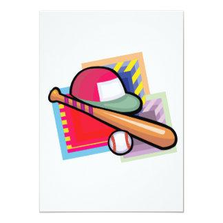 Equipment Baseball Card