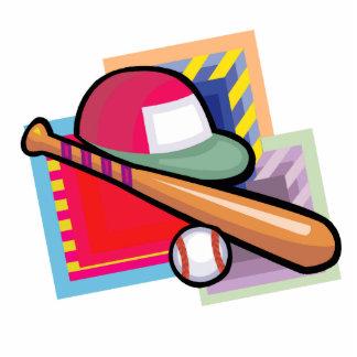Equipment Baseball Statuette