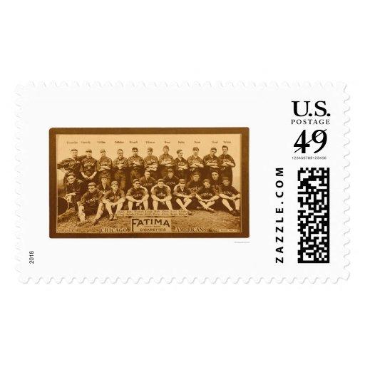 Equipo 1913 de Chicago White Sox Timbre Postal