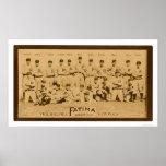 Equipo 1913 de los Philadelphia Phillies Impresiones