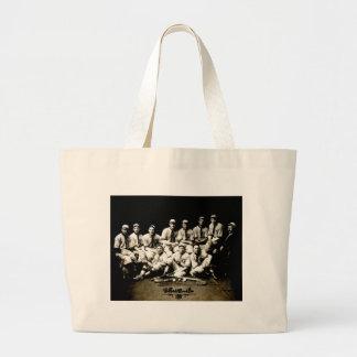 Equipo 1917 de béisbol bolsas de mano