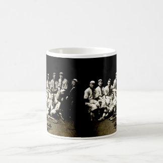 Equipo 1917 de béisbol taza clásica