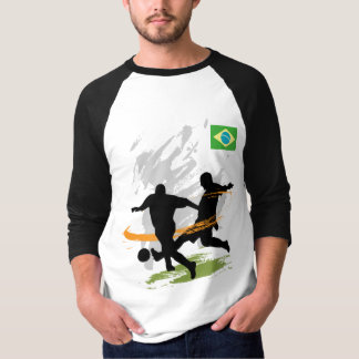 Equipo 2014 del Brasil Poleras