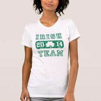 Equipo 2014 del irlandés camisetas