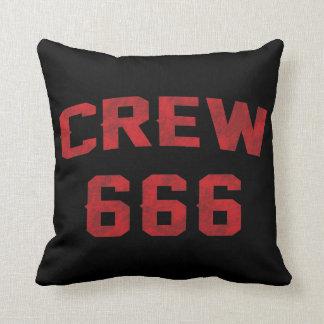 Equipo 666 cojín