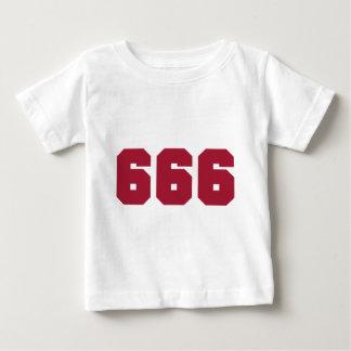 Equipo 666 remeras