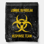 Equipo adaptable de la respuesta del brote del zom mochilas