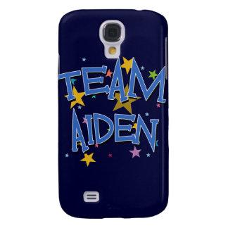 ¡Equipo Aiden! Funda Para Galaxy S4