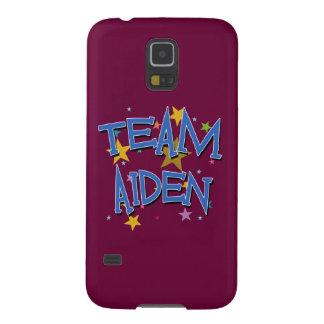 ¡Equipo Aiden! Funda De Galaxy S5