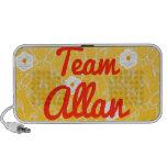 Equipo Allan Altavoz De Viaje