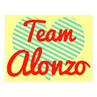 Equipo Alonzo Postales