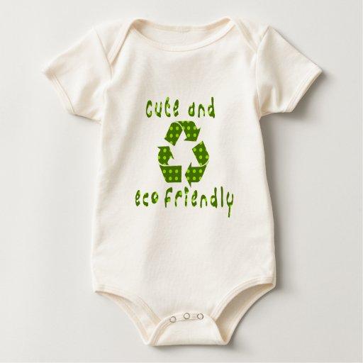 Equipo amistoso del bebé de los niños de Eco Body Para Bebé
