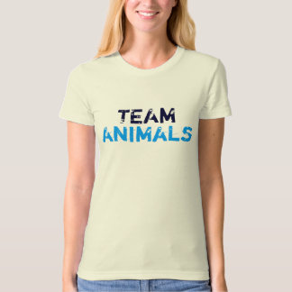 EQUIPO, animales oscuros Camisas