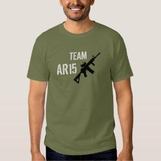 Equipo AR15 Remeras