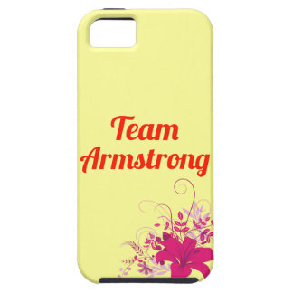 Equipo Armstrong iPhone 5 Case-Mate Cárcasa