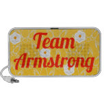 Equipo Armstrong iPhone Altavoz