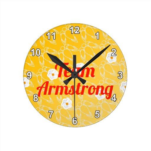 Equipo Armstrong Reloj