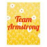 Equipo Armstrong Tarjeton