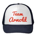 Equipo Arnold Gorros Bordados