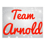 Equipo Arnold Postales