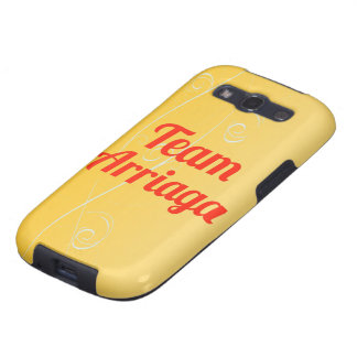 Equipo Arriaga Galaxy S3 Coberturas