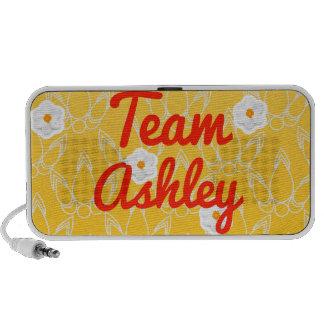 Equipo Ashley Altavoces