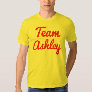 Equipo Ashley Camisas
