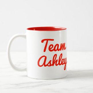 Equipo Ashley Taza De Dos Tonos